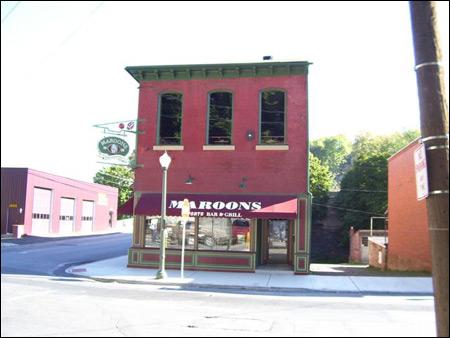 Maroons Restaurant Pottsville Pa